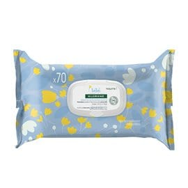 Baby Gentle Cleansing Wipes KLORANE BABY WIPES
