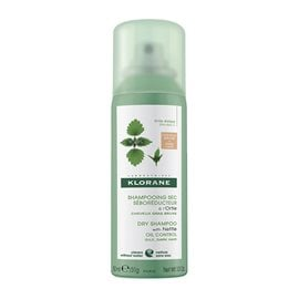 Dry Shampoo with Nettle - Natural Tint  KLORANE DRY SHAMPOO