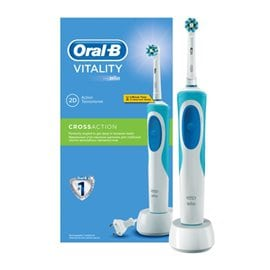 Vitality Cross Action Toothbrush - Free Gift ORAL-B Everyday Care Free Gifts