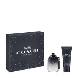 Coach Set Man Eau de Toilette & Shower Gel COACH Perfume Sets