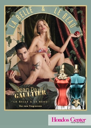 LE BEAU & LA BELLE  by Jean Paul Gaultier