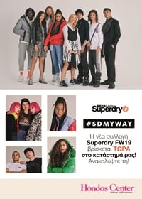 SUPERDRY: Discover the new collection AW19 My Way