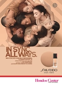 SHISEIDO: Discover the new Synchro Skin Self Refreshing Foundation