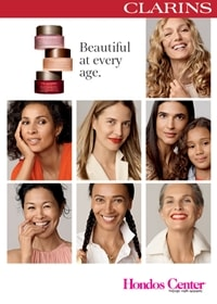 CLARINS - Beautiful at every age!