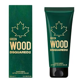 Dsquared2 Wood Green Perfumed After Shave Balm Tube DSQUARED2 Fragranced After Shave