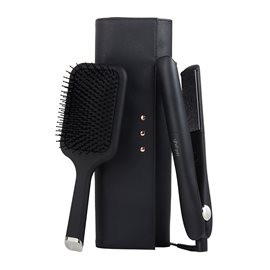 GHD Gold With Paddle Brush & Heat-Resistant Bag GHD Hair Irons