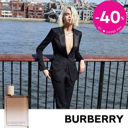 Burberry perfumes 40% off!