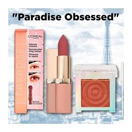 """Paradise Obsessed"" L'ORÉAL PARIS ΣΕΤ ΜΑΚΙΓΙΑΖ"