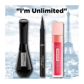 """I'm Unlimited"" L'ORÉAL PARIS ΣΕΤ ΜΑΚΙΓΙΑΖ"
