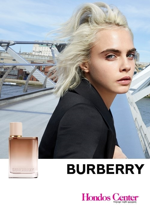 Discover the new Burberry Her Intense fragrance!