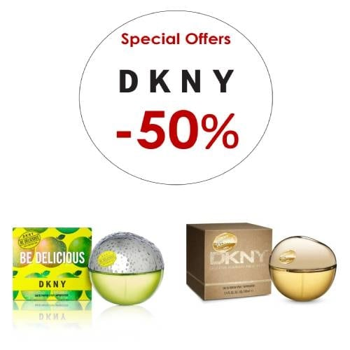 DKNY Selected products -50%