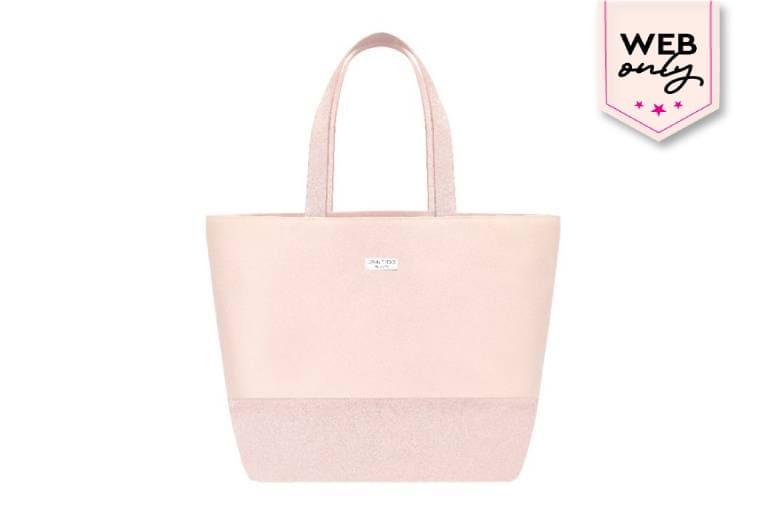JIMMY CHOO Mixte Pink Tote Bag - FREE GIFT