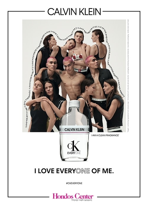 CK EVERYONE! A new launch by Calvin Klein
