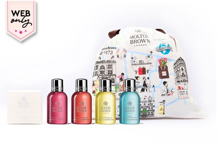 MOLTON BROWN- FREE GIFT