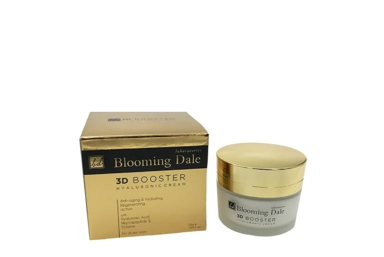 BLOOMING DALE 3D Booster Hyaluronic Cream - FREE GIFT