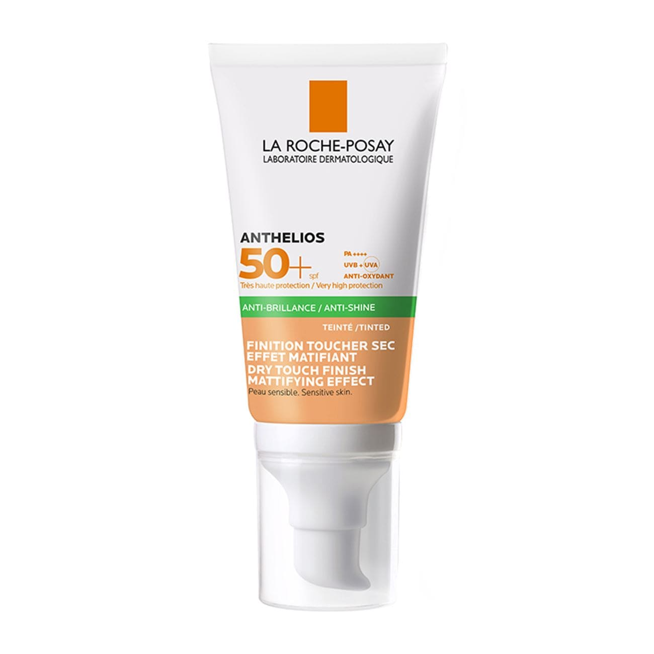 Anthelios Dry Touch Ap Tinted SPF 50+