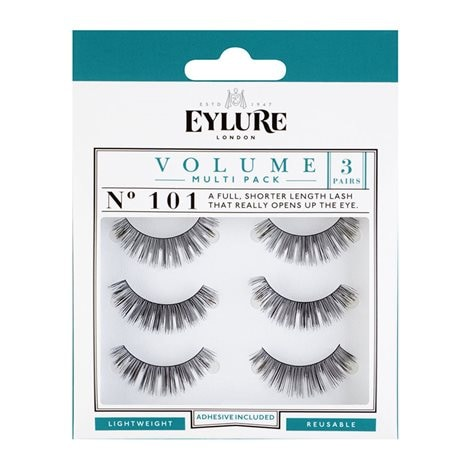 Volume No. 101 Lashes - Multipack