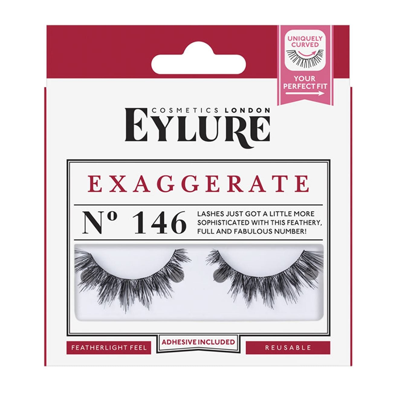 Exaggerate No. 146 Lashes