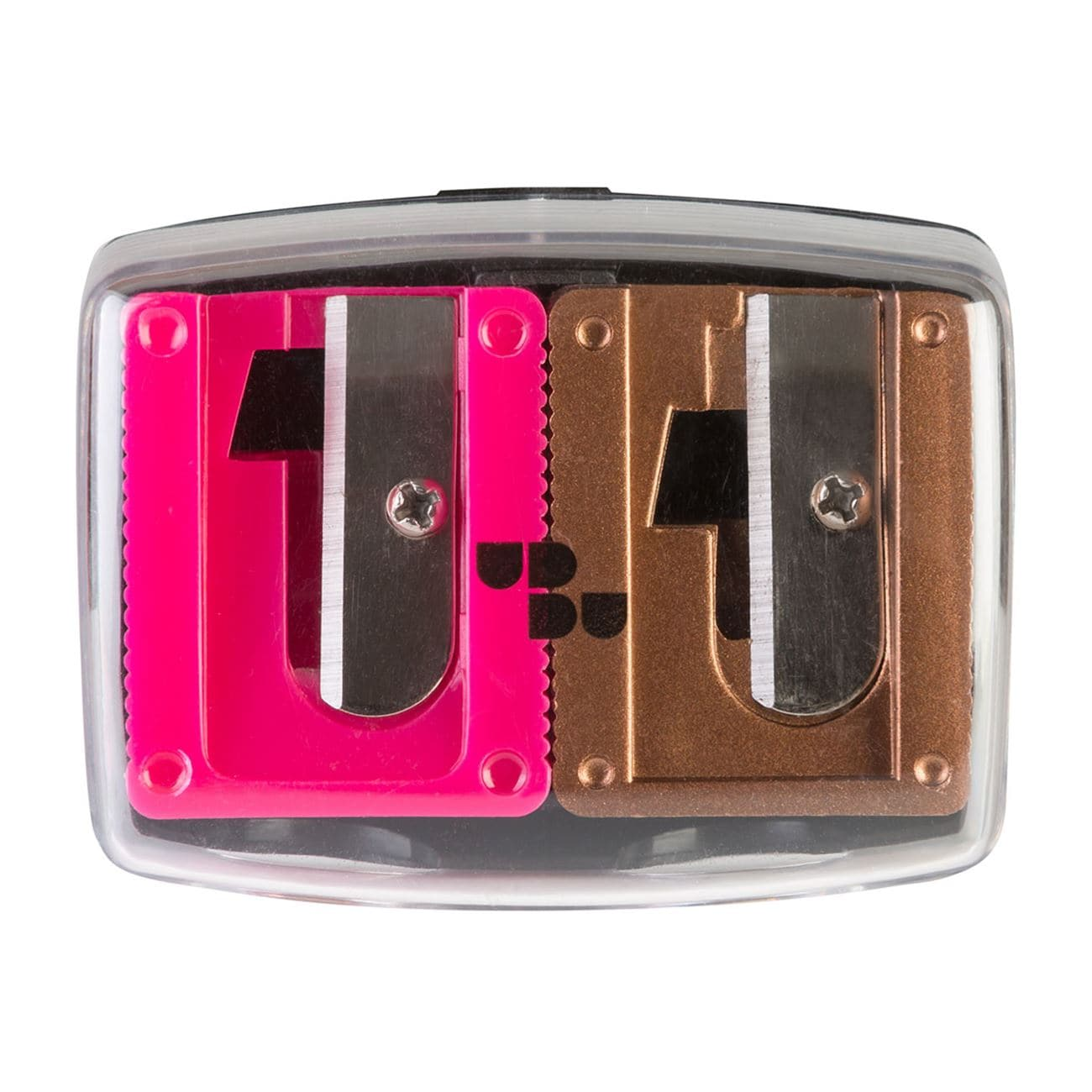 Diva Duo Cosmetic Pencil Sharpener