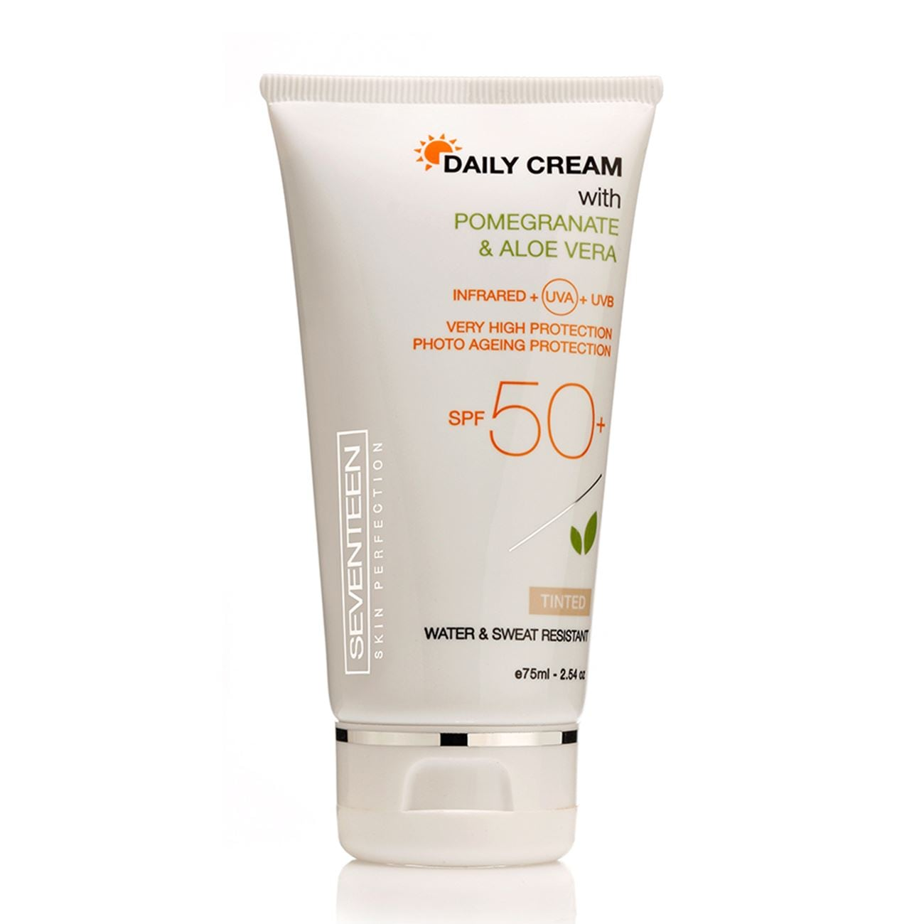 Daily Cream SPF50 Tinted