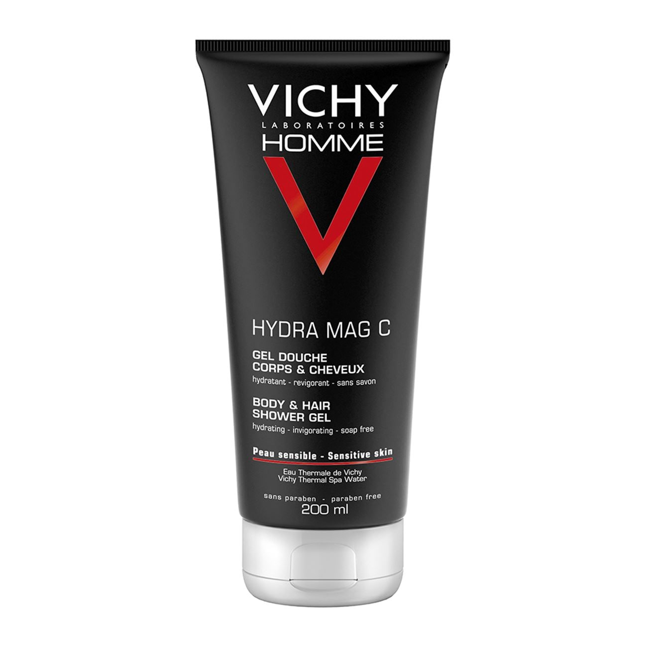 Vichy Homme Hydra Mag-C Shower Gel