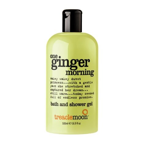 One Ginger Morning Bath & Shower Gel