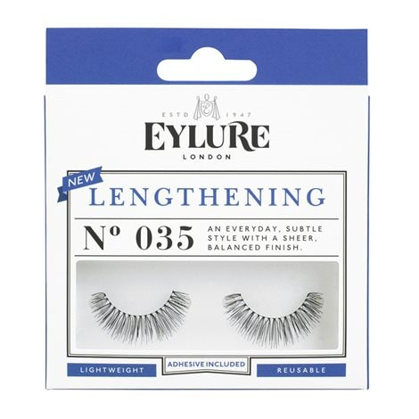 Lengthening No. 035 Lashes