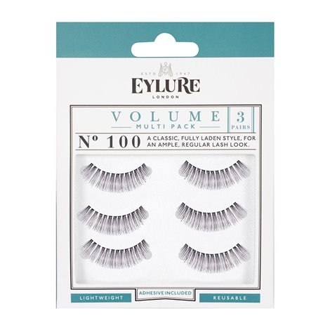 Volume No. 100 Lashes - Multipack