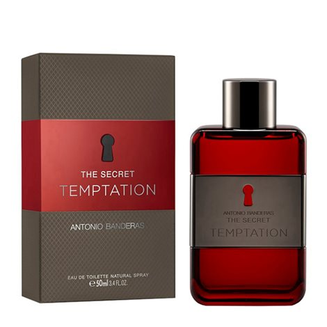 The Secret Temptation  Eau De Toilette