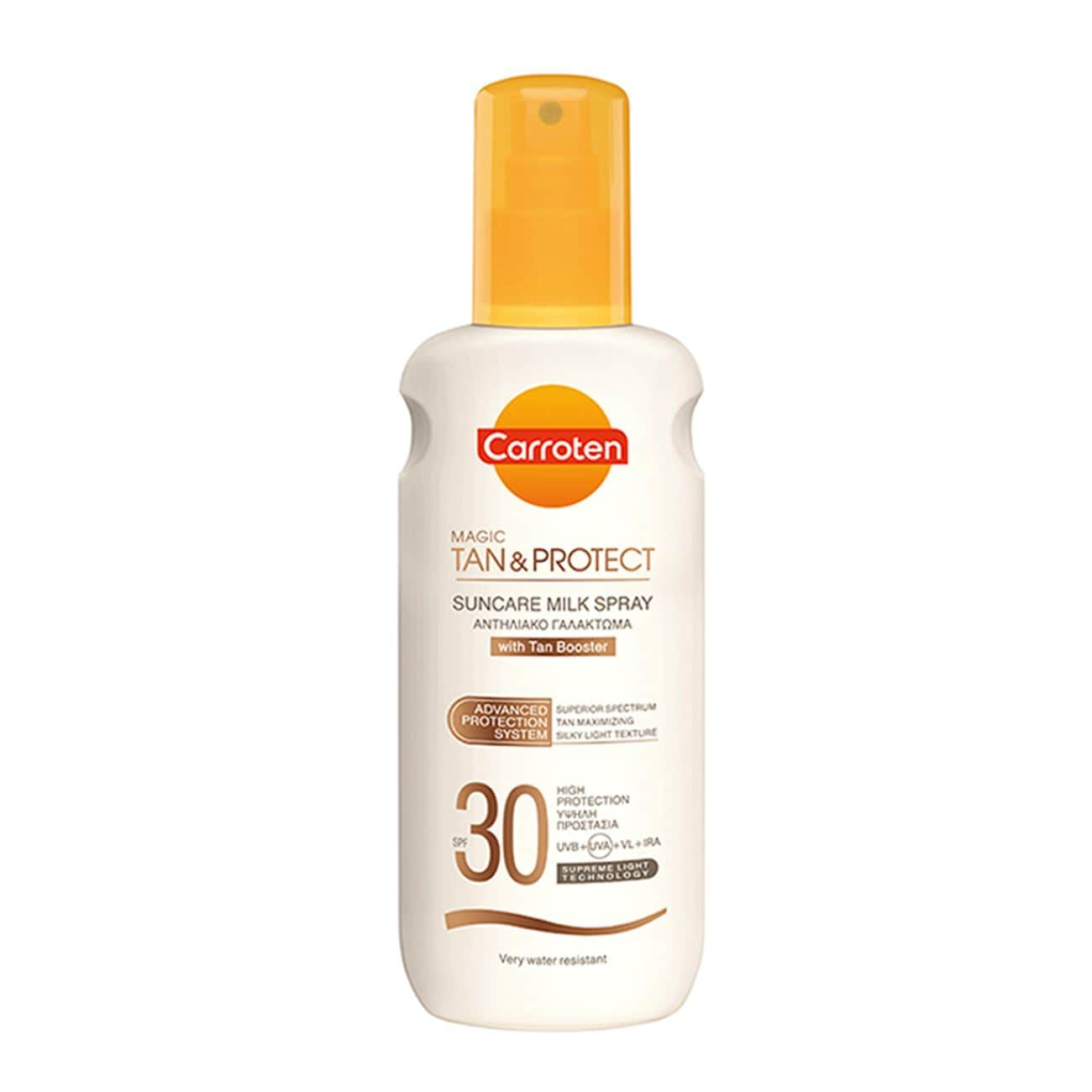 Suncare Spray Tan & Protect SPF30