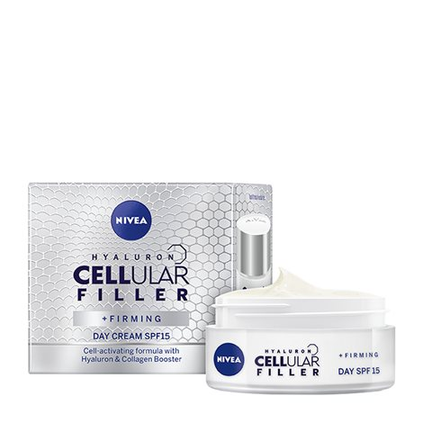 Hyaluron Cellular Filler Κρέμα Ημέρας SPF15