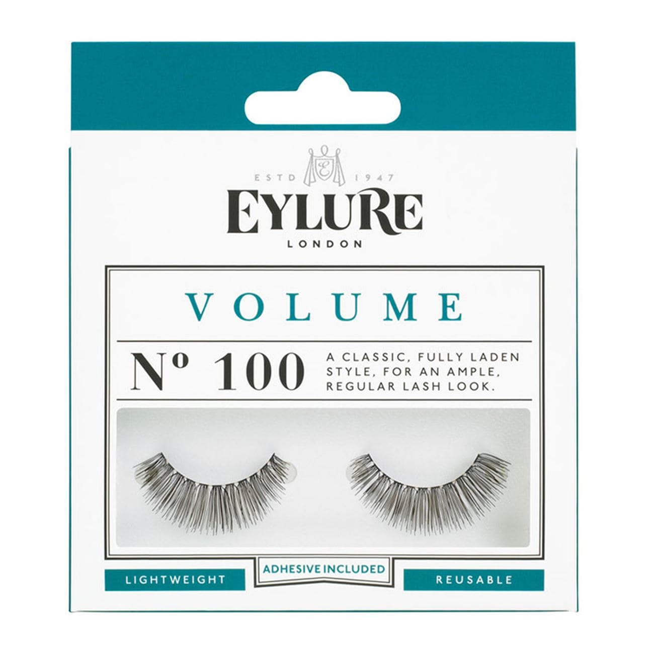 Volume No. 100 Lashes