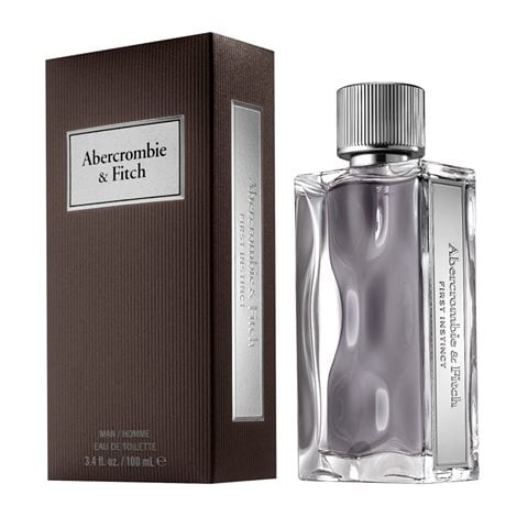 Abercrombie & Fitch First Instinct For Men Eau De Toilette Spray