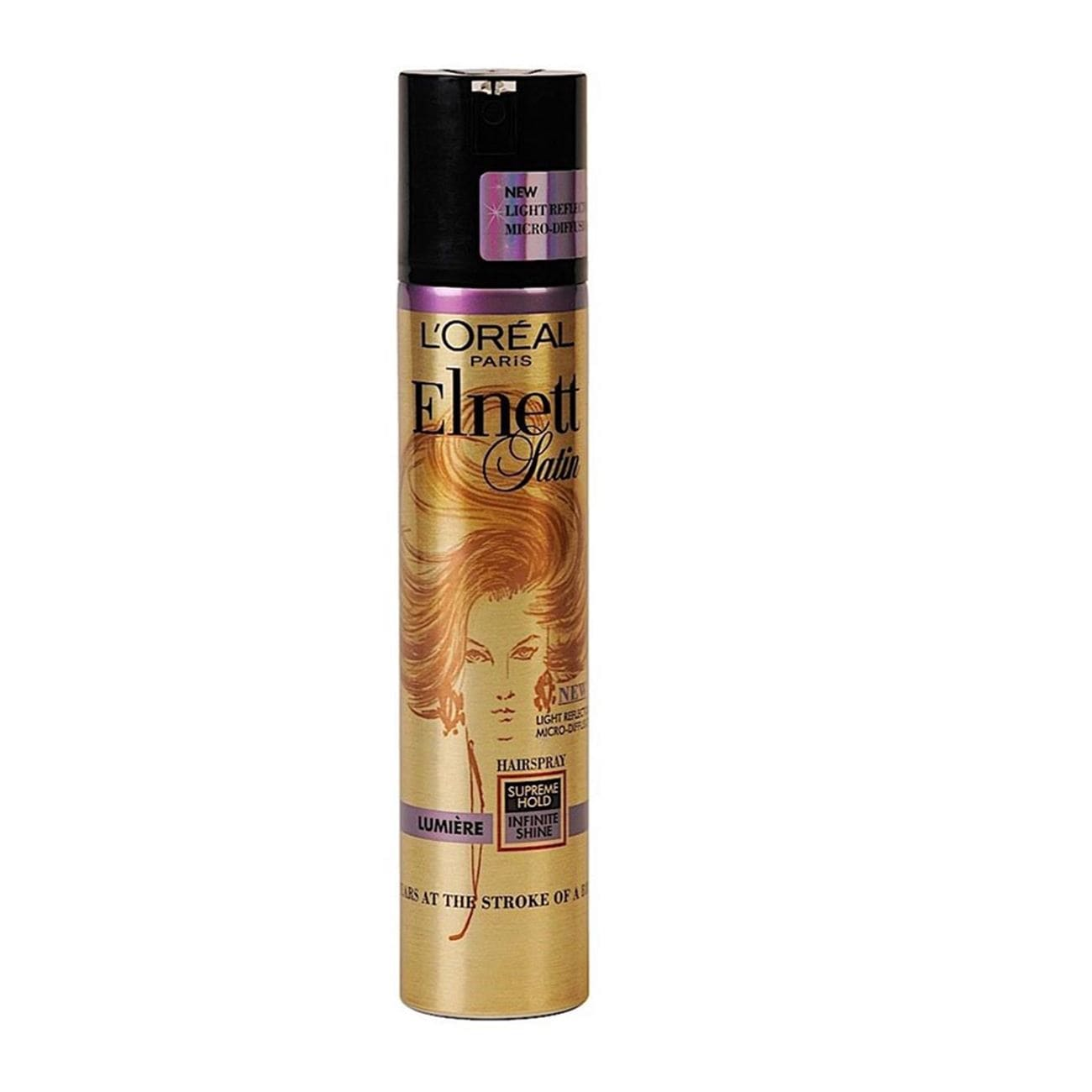 Satin Spray Lumiere