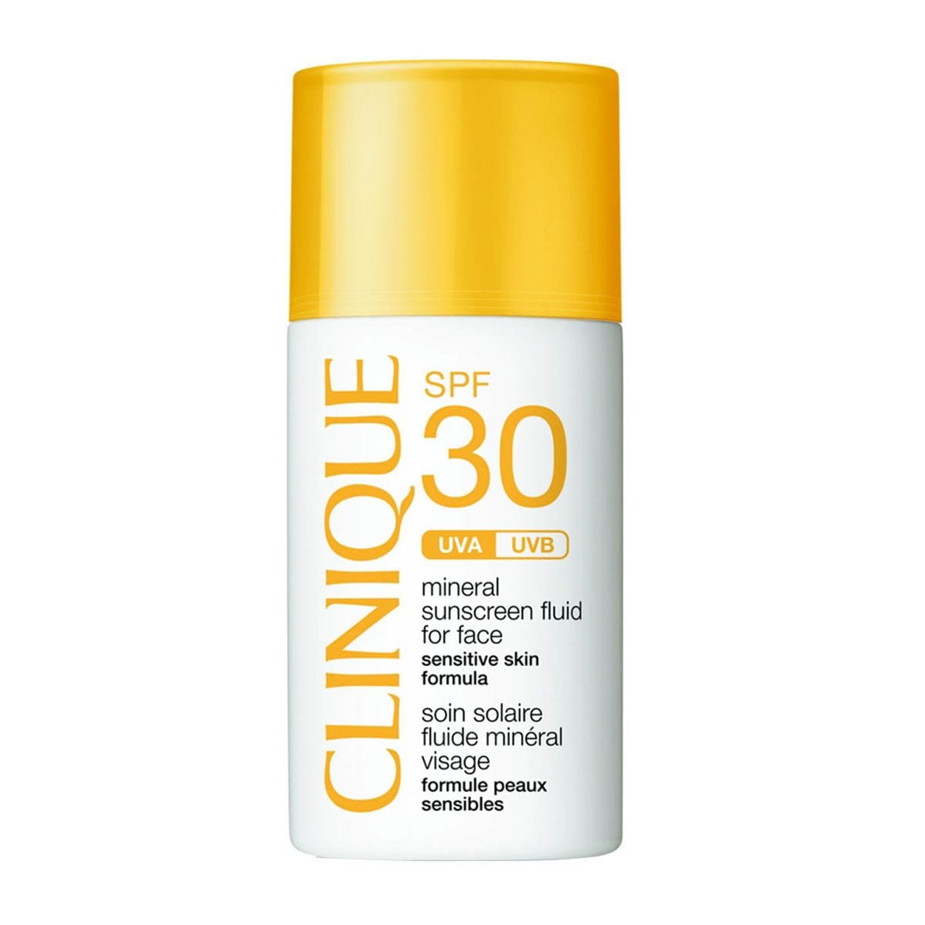 SPF 30 Mineral Fluid for Face