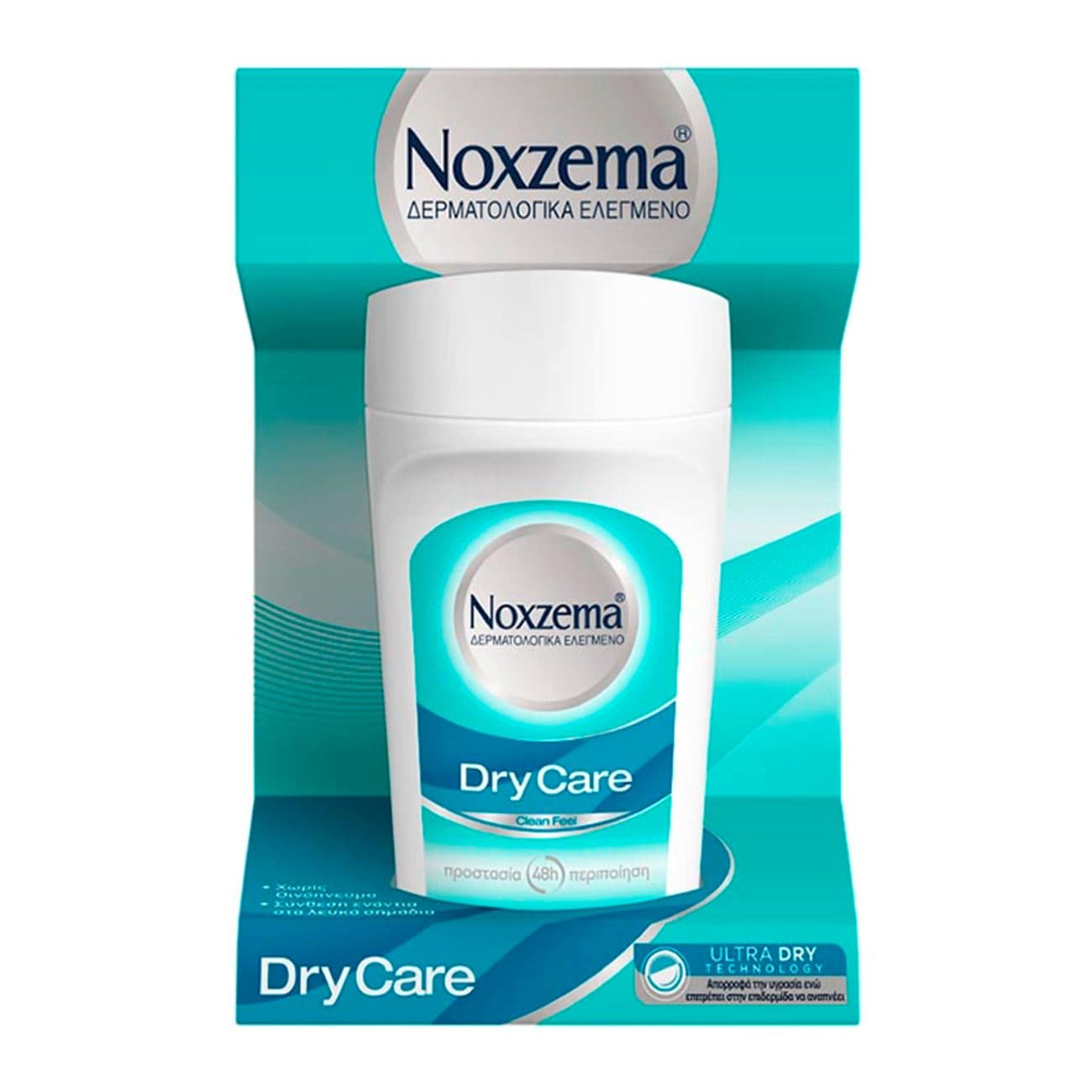 Αποσμητικό Roll On Dry Care Clean Feel