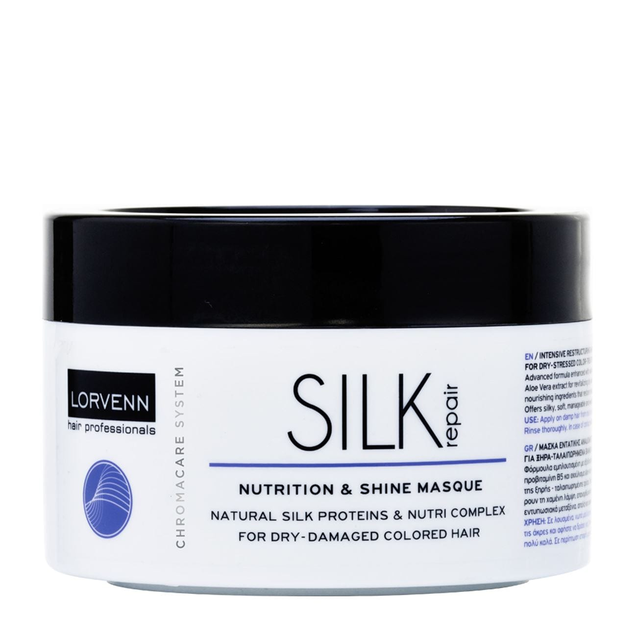 Silk Repair Mask