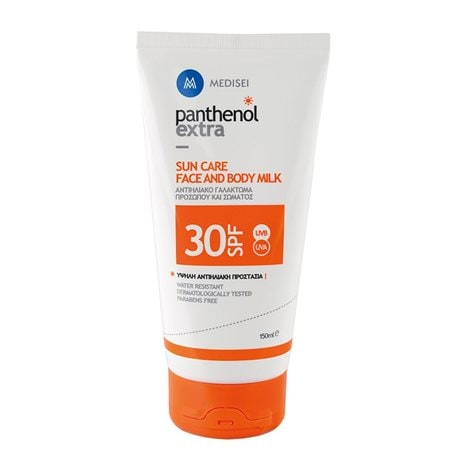 Sun Care Face & Body Milk SPF30