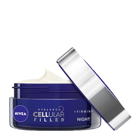 Hyaluron Cellular Filler Κρέμα Νύχτας
