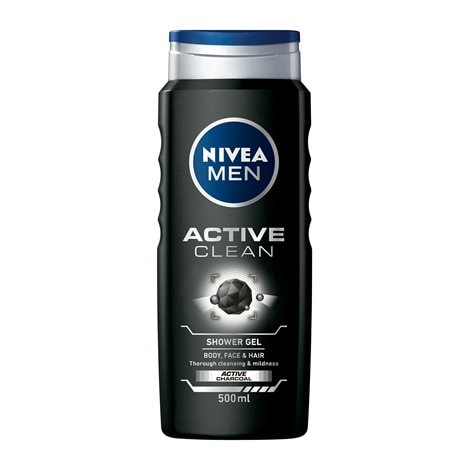 Ντους Gel Active Clean