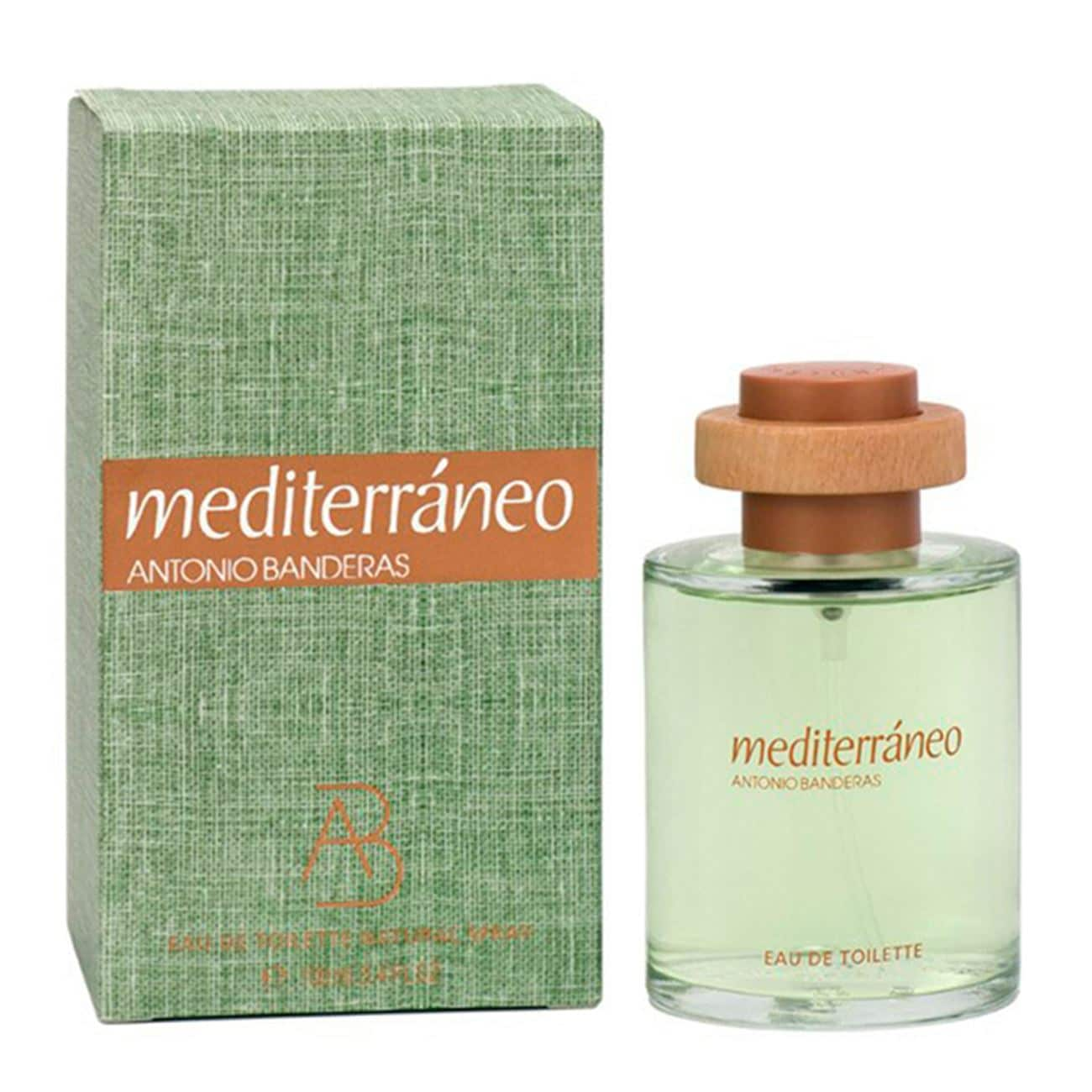 Mediterraneo For Men  Eau De Toilette