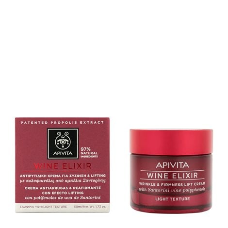 Wine Elixir Wrinkle & Firmness Lift Cream - Light Texture