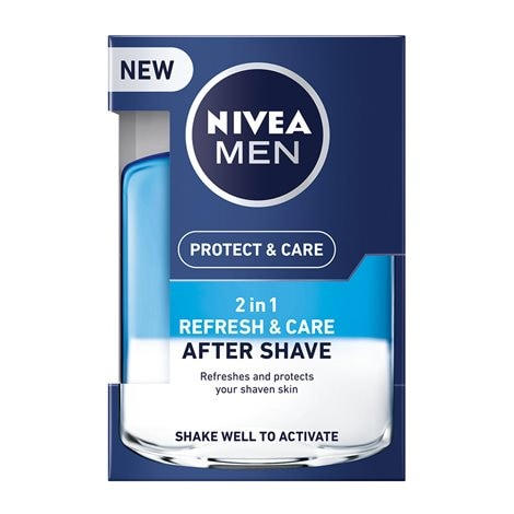 Protect & Care After Shave  2 σε 1