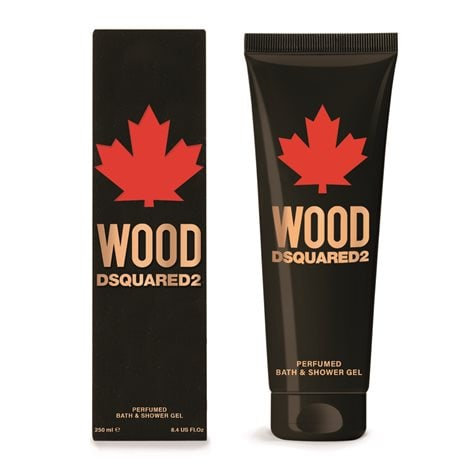 Dsquared2 Wood Pour Homme Perfumed Bath & Shower Gel