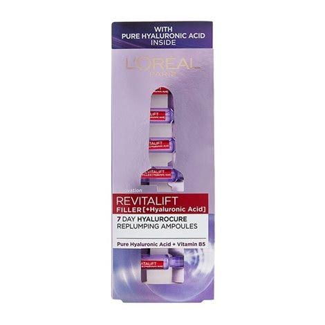 Revitalift Filler Replumping Ampoules