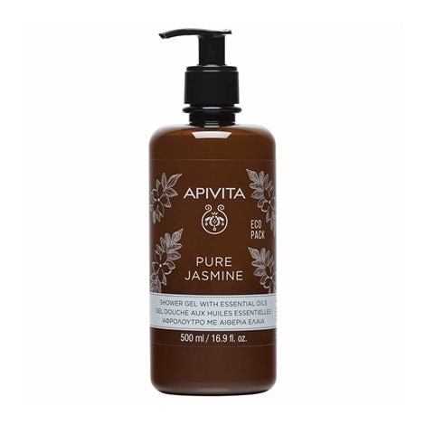 Pure Jasmin Shower Gel with Essential Oils