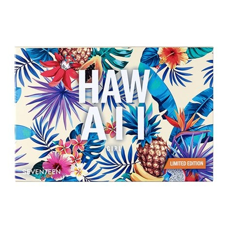 Hawaii Girl Palette Limited Edition