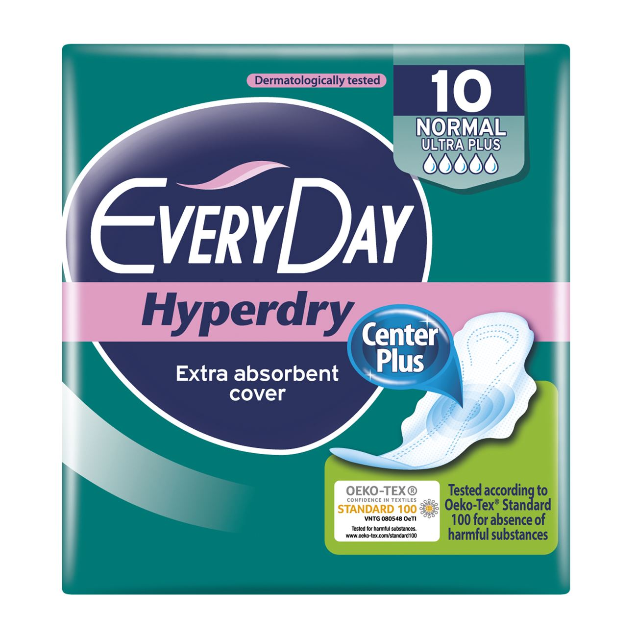 Everyday Hyperdry Ultra Plus Normal
