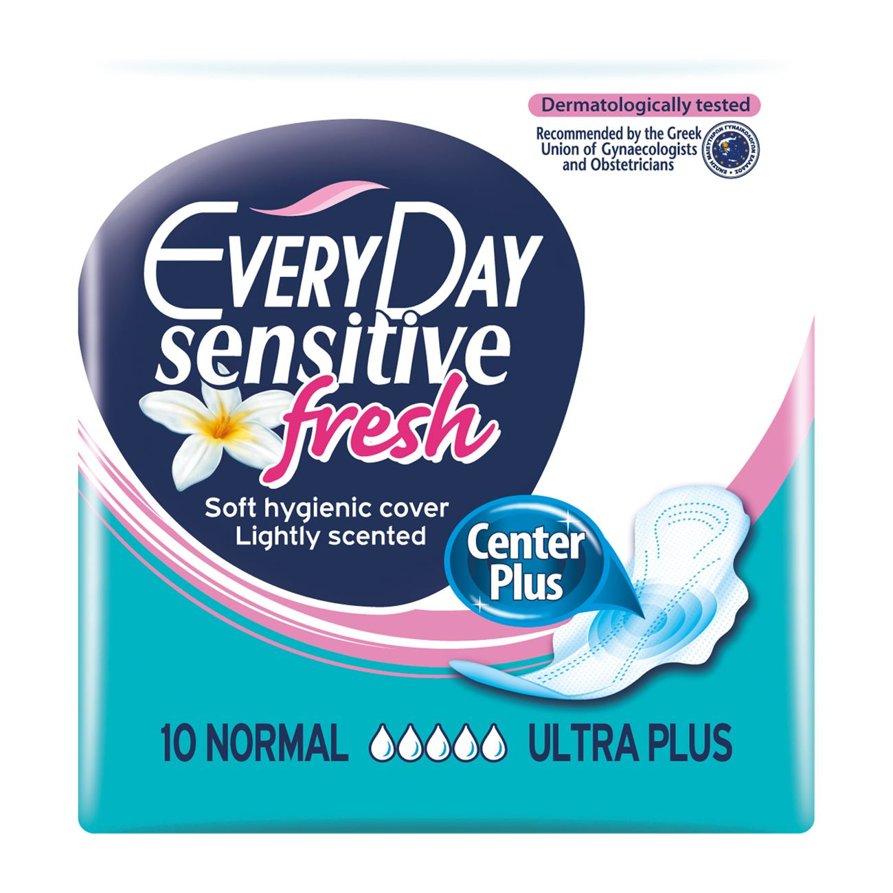 Everyday Fresh Sensitive Ultra Plus Normal