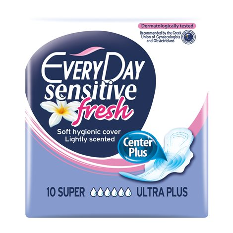 Everyday Fresh Sensitive Ultra Plus Super